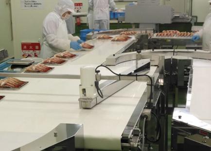 日本三重县食品加工
