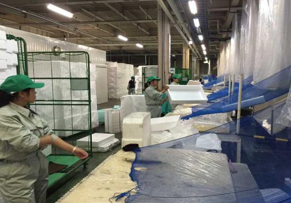 日本兵库县、奈良县包装盒检查