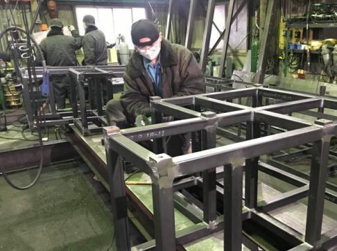 日本京都府电焊
